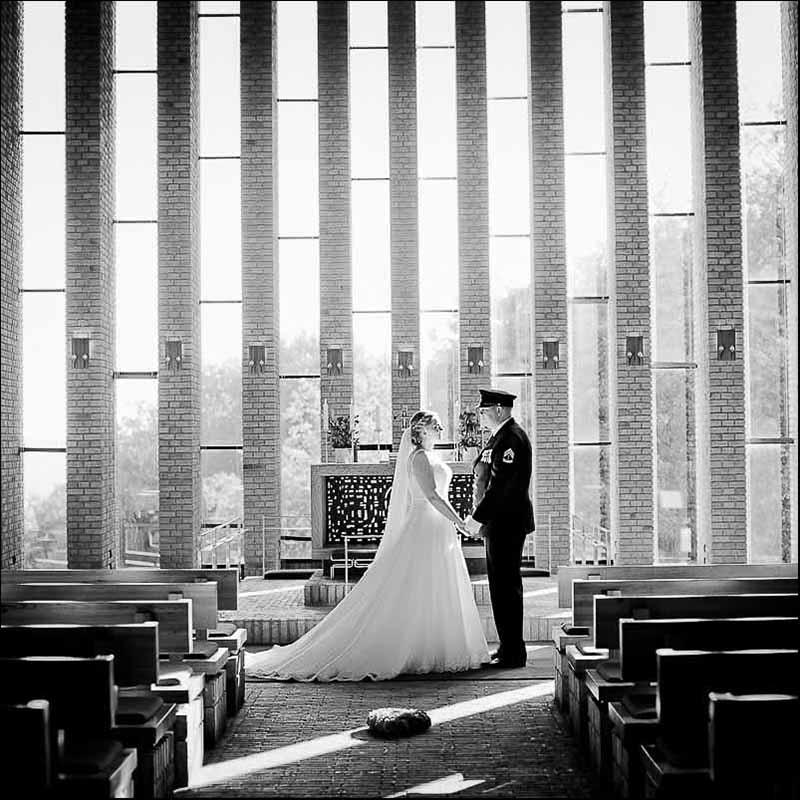 Bryllupsfotograf Aarhus og Jylland
